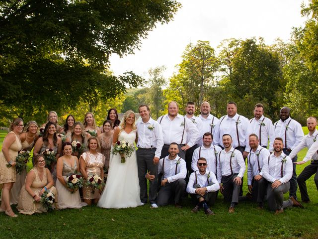 Kevin and Elizabeth's Wedding in Akron, Ohio 39