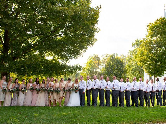 Kevin and Elizabeth's Wedding in Akron, Ohio 40