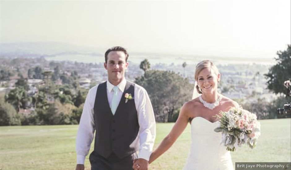 Amy and Christopher's Wedding in San Diego, California