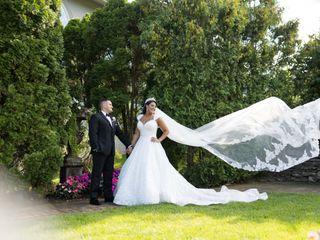 The wedding of Monica and Salvatore