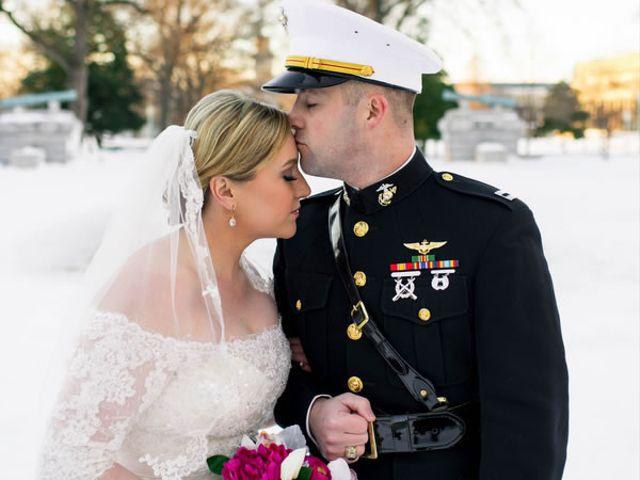 The wedding of Alex and Samantha