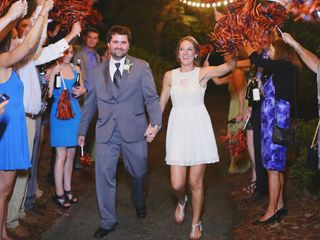 Megan and Taylor's wedding in Alabama 29