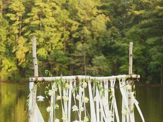 Megan and Taylor's wedding in Alabama 14