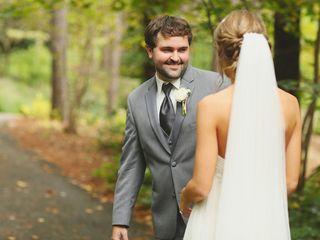 Megan and Taylor's wedding in Alabama 12