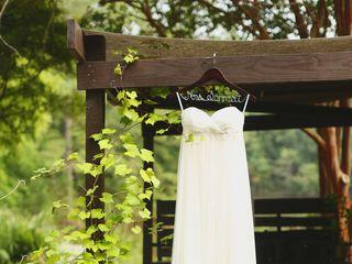Megan and Taylor's wedding in Alabama 4