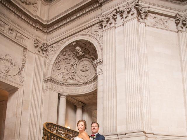 Noel and Melissa's Wedding in San Francisco, California 1
