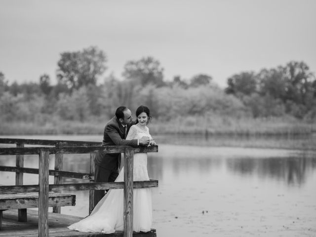 Mircea and Evelyn 's Wedding in Taylor, Michigan 4