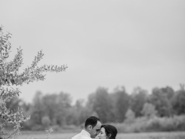 Mircea and Evelyn 's Wedding in Taylor, Michigan 5