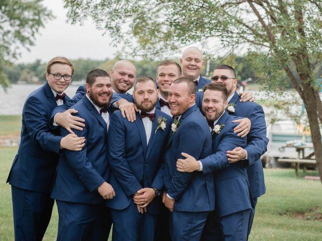 Austin and Haley's Wedding in London, Ohio 2