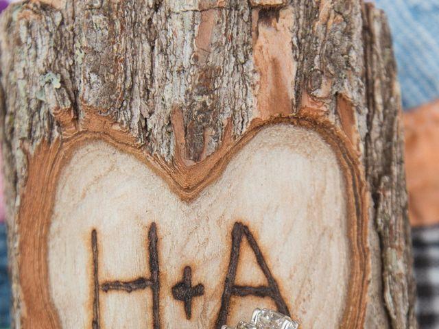Heath and Amanda's Wedding in Greenback, Tennessee 7