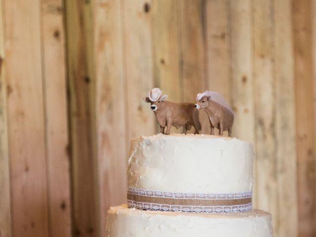 Heath and Amanda's Wedding in Greenback, Tennessee 10