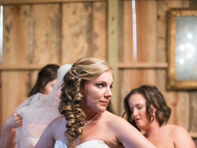 Heath and Amanda's Wedding in Greenback, Tennessee 11