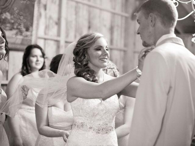 Heath and Amanda's Wedding in Greenback, Tennessee 13