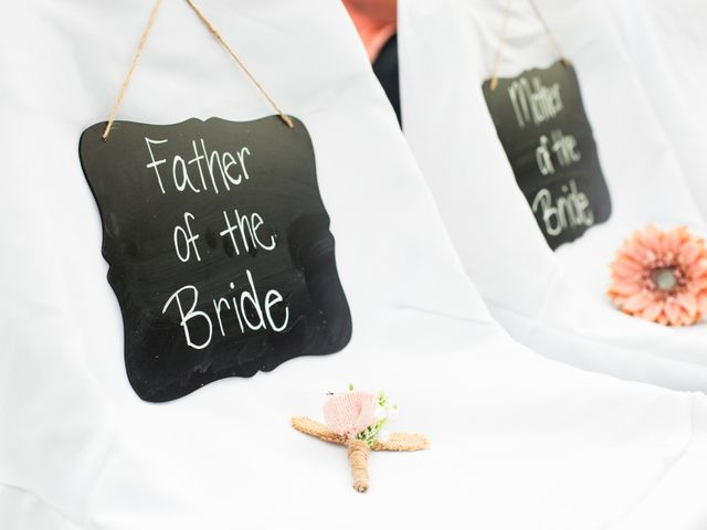 Heath and Amanda's Wedding in Greenback, Tennessee 14