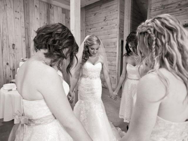 Heath and Amanda's Wedding in Greenback, Tennessee 15