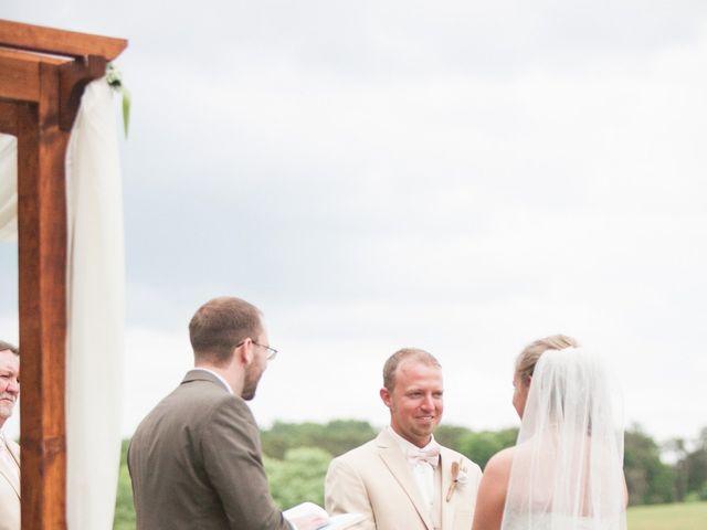 Heath and Amanda's Wedding in Greenback, Tennessee 20