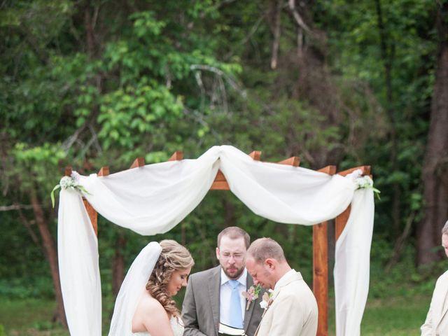 Heath and Amanda's Wedding in Greenback, Tennessee 21