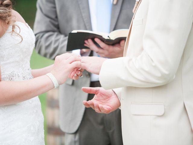 Heath and Amanda's Wedding in Greenback, Tennessee 22