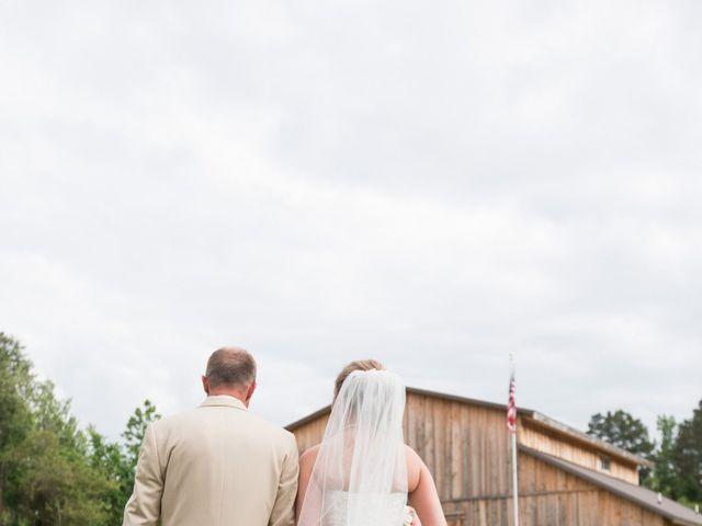 Heath and Amanda's Wedding in Greenback, Tennessee 26