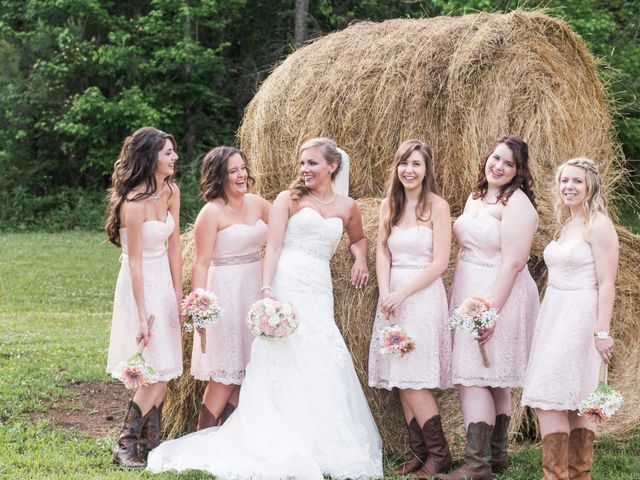 Heath and Amanda's Wedding in Greenback, Tennessee 29