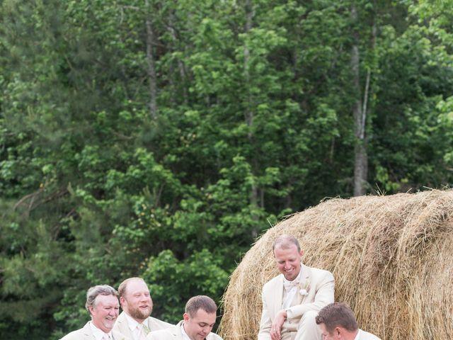 Heath and Amanda's Wedding in Greenback, Tennessee 31