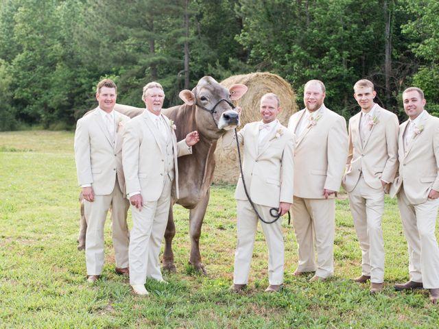 Heath and Amanda's Wedding in Greenback, Tennessee 33