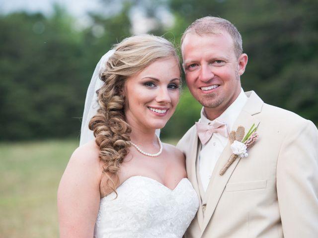 Heath and Amanda's Wedding in Greenback, Tennessee 35