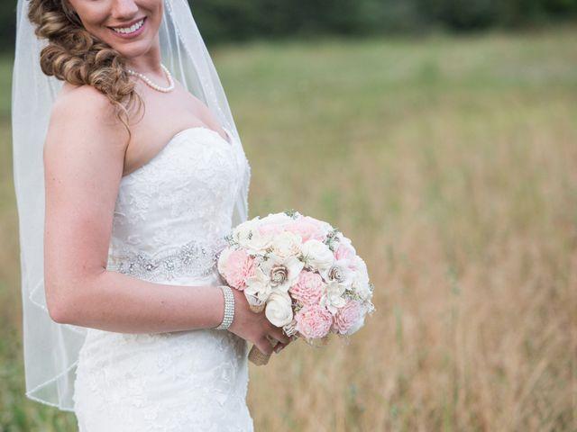 Heath and Amanda's Wedding in Greenback, Tennessee 37
