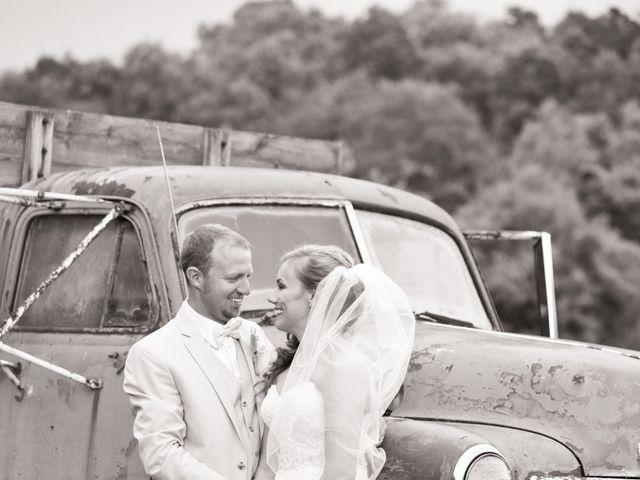 Heath and Amanda's Wedding in Greenback, Tennessee 39