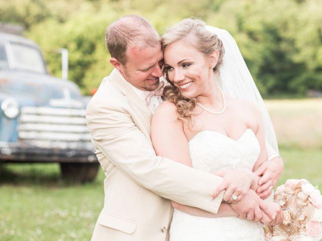 Heath and Amanda's Wedding in Greenback, Tennessee 41