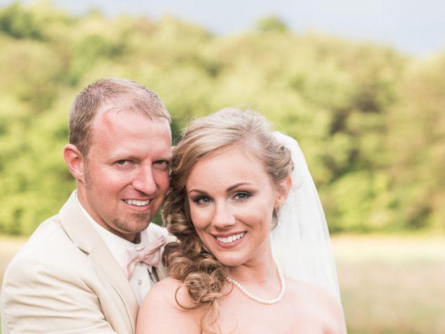 Heath and Amanda's Wedding in Greenback, Tennessee 42