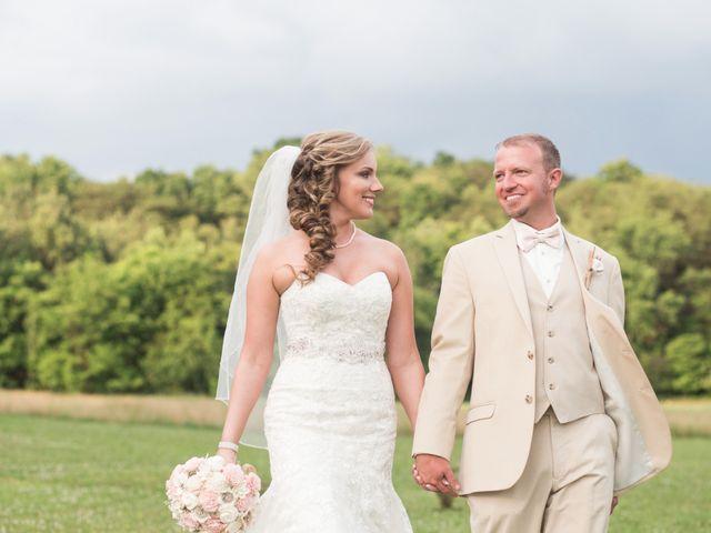 Heath and Amanda's Wedding in Greenback, Tennessee 43