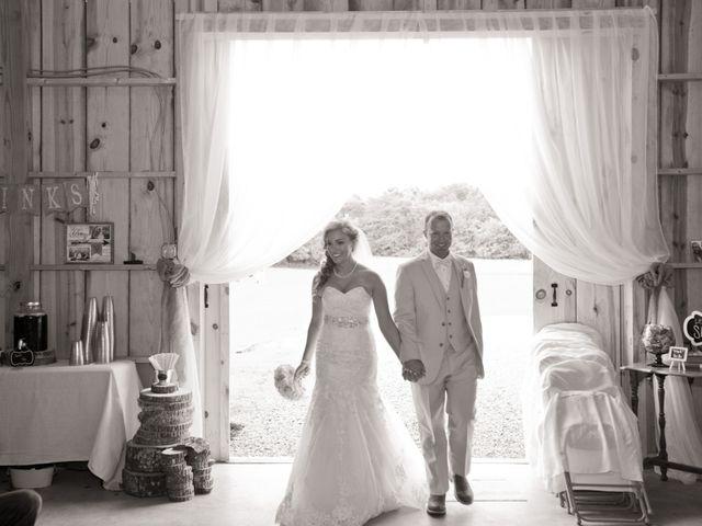Heath and Amanda's Wedding in Greenback, Tennessee 46