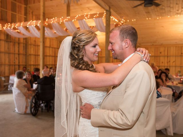 Heath and Amanda's Wedding in Greenback, Tennessee 47