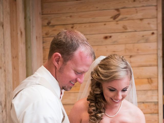 Heath and Amanda's Wedding in Greenback, Tennessee 48