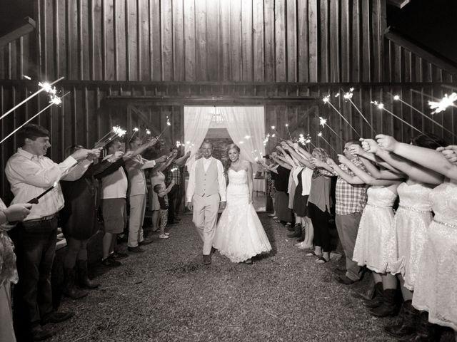 Heath and Amanda's Wedding in Greenback, Tennessee 49