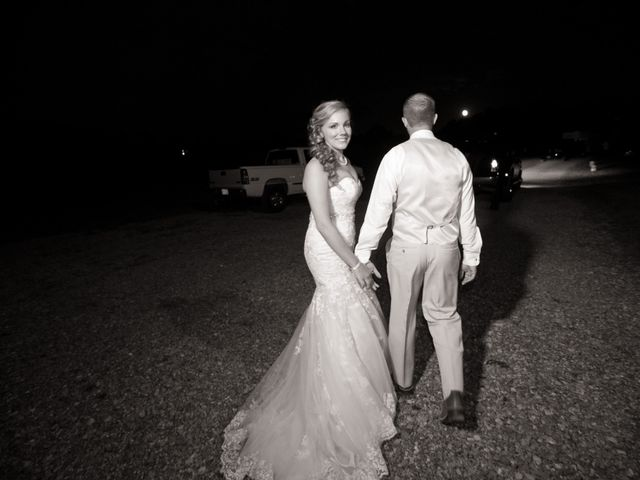 Heath and Amanda's Wedding in Greenback, Tennessee 51