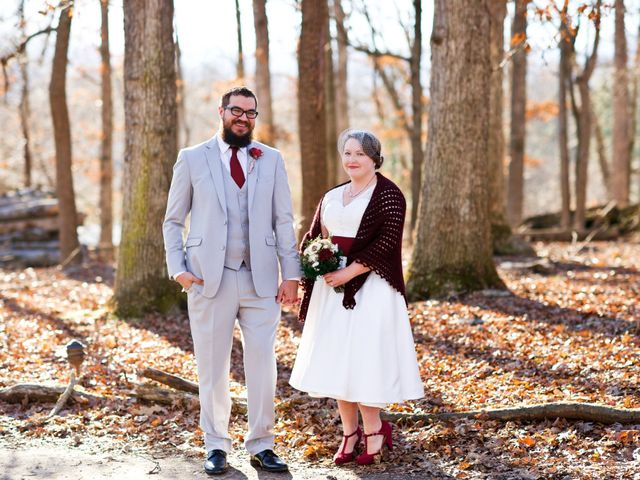 The wedding of Courtney and Nick