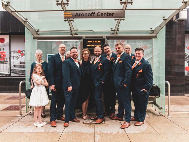 John and Tom's Wedding in Cincinnati, Ohio 1