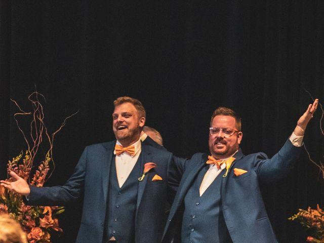 John and Tom's Wedding in Cincinnati, Ohio 13