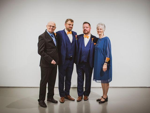 John and Tom's Wedding in Cincinnati, Ohio 17