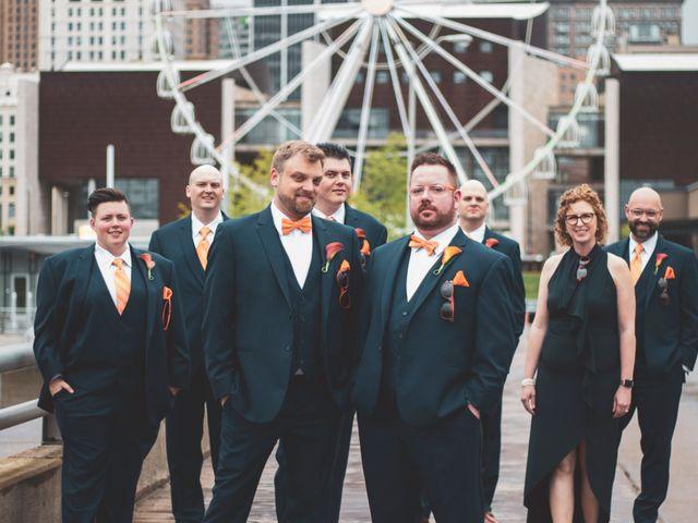 John and Tom's Wedding in Cincinnati, Ohio 19