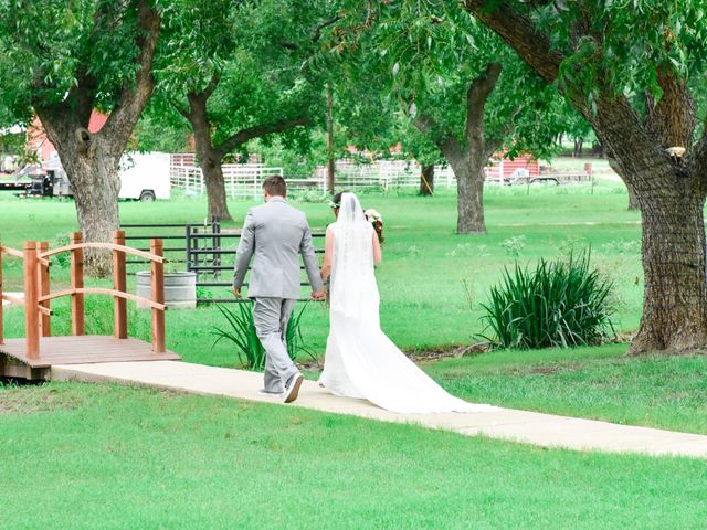 The wedding of Nicole and Rocky