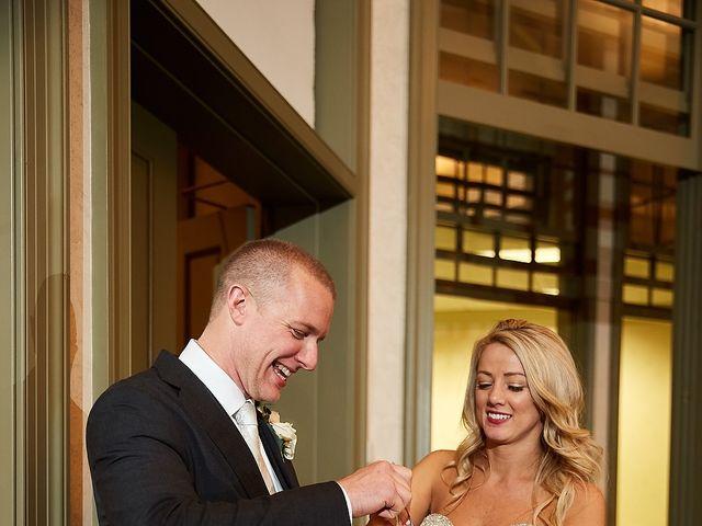 Chad and Lauren's Wedding in Charlotte, North Carolina 29