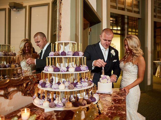 Chad and Lauren's Wedding in Charlotte, North Carolina 30