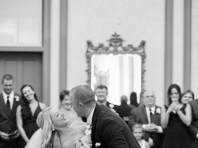 Chad and Lauren's Wedding in Charlotte, North Carolina 36