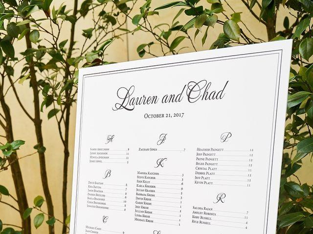 Chad and Lauren's Wedding in Charlotte, North Carolina 43