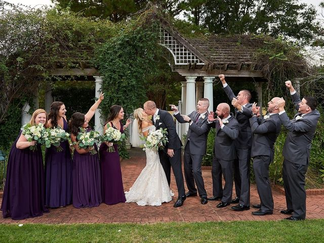 Chad and Lauren's Wedding in Charlotte, North Carolina 61