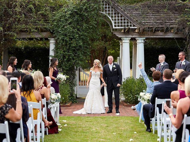 Chad and Lauren's Wedding in Charlotte, North Carolina 67
