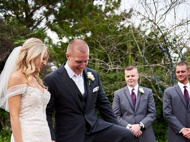 Chad and Lauren's Wedding in Charlotte, North Carolina 74